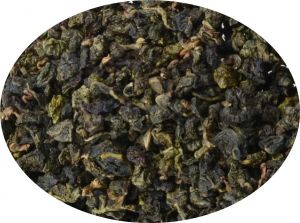 MILK OOLONG (MLECZNY OOLONG) herbata turkusowa (50 g)